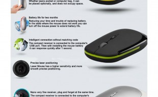 Wireless Mouse 2.4G